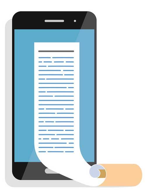 phone-readability